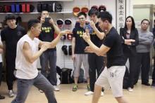 Wing Chun Chi Sao workshop